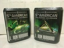 L Ron Hubbard  ACC Lectures 5th American Unlocking Universes Audio CD Book