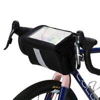 2L Cycling Bike Bag Handlebar Front Tube Basket Bag Waterproof Cycling Bag