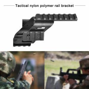 Tactical Base Quad Rail Picatinny Sight Laser Lighting Scope Mount Pistol Glock