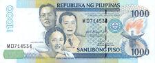 Philippines / Pilipinas P-197b 1000 piso 2005 UNC