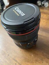 Canon EF 24-105/4 0 L IS Obiettivo