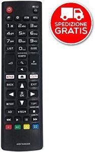 ✅ TELECOMANDO LG SMART TV SOSTITUTIVO UNIVERSALE AKB75095308 ULTRA HD