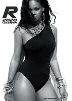 Rihanna 2020 Pin Up Wall Calendar