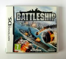 BATTLESHIP - NEUF / NEW - jeu / game for Nintendo DS, DS Lite, DSi, 3DS
