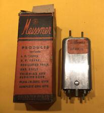 Meissner 16-6675 Am Fm If Transformer 455kc 10.7mc Miller 1462