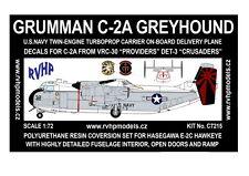 RVHP Models 1/72 Grumman C-2 Greyhound Conversion Set - VRC-30 DET-3
