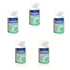 Lactoflor Probiotic-# of Capsule 90, Original Factory Seal and Unisex-5 pcs