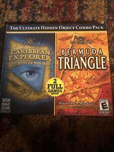 Lost Secrets: Caribbean Explorer & Bermuda Triangle (WIN / MAC)PC game