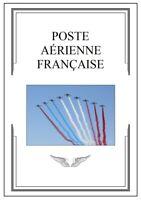Album de timbres à imprimer    POSTE AÉRIENNE FRANÇAISE
