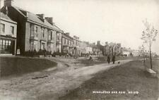 REAL PHOTOGRAPHIC POSTCARD OF MIDDLETON-ONE-ROW, COUNTY DURHAM PHOENIX #613?