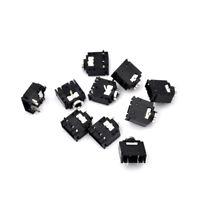 "10X 5Pin 1/8"" 3.5Mm Stereo Jack Headphones Socket Pcb Panel Mount Fad WA"