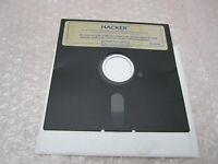 "VINTAGE HACKER GAME ACTIVISION 1985 5.25"" FLOPPY DISK ONLY"