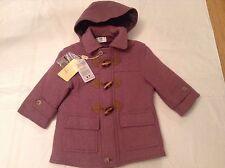 BNWT 100% originale Lesy LISETTA COSI ITALIANO Bambina Cappotto. 12 mesi prezzo consigliato £ 230