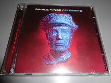 DOPPIO 2 CD SIMPLE MINDS CELEBRATE THE GREATEST HITS+ MONDADORI