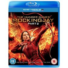 The Hunger Games Mockingjay Part 2 BLURAY Jw69