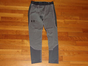 UNDER ARMOUR COLDGEAR FITTED TIGHTS BOYS LARGE EXCELLENT CONDITION