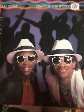LA Dream Team Kings of the West Coast vinyl LP