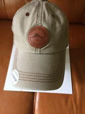 NWT Tommy Bahama 93 Relax Logo Khaki Cap Margarita Recipe Inside Cotton