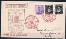 1948.-  MEDELLÍN (BADAJOZ) A SEVILLA