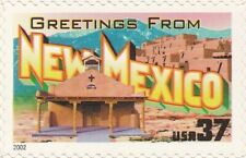 US 3726 Greetings from New Mexico 37c single MNH 2002