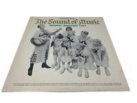 Rodgers And Hammerstein The Sound Of Music Original Broadway Cast Vinyl Record