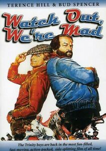 Watch Out We're Mad [New DVD]