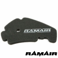 RAMAIR Performance Panel Air Filter Race Foam Pad Aprilia Scarabeo Light 250cc