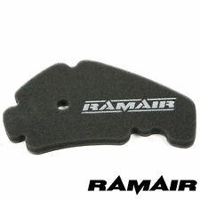 RAMAIR Performance Luftfilter Panel Rennen Schaum Pad Gilera Runner VX 125 06