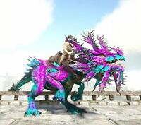 Ark Survival Evolved Xbox One PvE x2 Cotton Candy Velonasaur Fertilized Eggs
