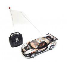 Voiture de course rallye radiocommandée noir/argenté 23cm