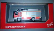 Herpa 046565 MB Atego RW2 Feuerwehr Düsseldorf OVP Rüstwagen 1:87