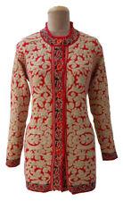 Womens Ladies Winter Knit Button Cardigan Jumper Regular UK Size 10 12 14 S23