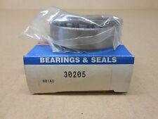 1 NIB BEARINGS & SEALS 30205 TAPERED ROLLER BEARING