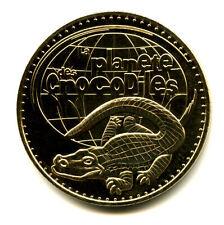 86 CIVAUX Planète des crocodiles, Avec accent, 2008, Monnaie de Paris