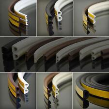 Fensterdichtung Gummidichtung Profil D E P V EPDM Dichtband PVC selbstklebend