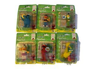 "Sesame Street Figure 2.5"" Big Bird Zoe New NIP  Cookie Monster Bert Ernie Elmo"