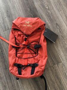 New Arcteryx arc'teryx Alpha AR 20 Backpack Dynasty Hiking Climbing Day Pack