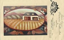 HELEN CAVIN Rose Farm  Decorative Tole Painting Pattern Packet