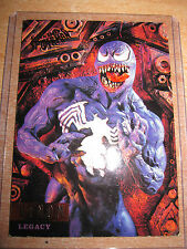 CARTE MARVEL VENOM LEGACY1995 N°83 FLEER ULTRA SPIDER-MAN MINT