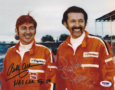 Bobby Allison & Richard Petty DUAL SIGNED 8x10 Photo PSA/DNA AUTOGRAPHED