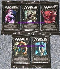 MAGIC THE GATHERING M13 CORE 2013 SET BOOSTER BOX PACK LOT OF 5 FACTORY SEALED x
