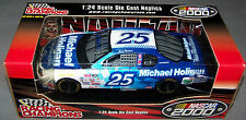 2000 Racing Champions 1:24 JERRY NADEAU #25 Holigan Homes Chevrolet Monte Carlo