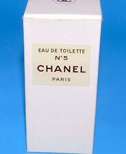 VINTAGE CHANEL NO 5 EAU DE TOILETTE PARIS 1/8 LITRE 4.226 OZ NEW IN BOX FRANCE