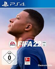 FIFA 22 - PlayStation 4 USK DISK-Version