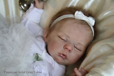 New Reborn Baby Doll Kit Haley By Laura Tuzio Ross_Limited Edition 1200 @21""