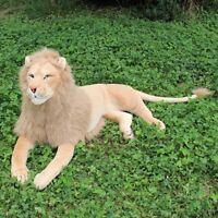 New 70cm IKEA DJUNGELSKOG Lion Large Stuffed Animal Plush Kid Soft Toy Gift