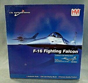 """Hobby Master 1:72 HA3820 Lockheed F-16C Fighting Falcon Iowa ANG """"The Bats"""""""