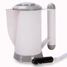 12V Kettle for Car/Boat/Lorry, Water,Milk,Baby,bottle,travel,portable,plug in