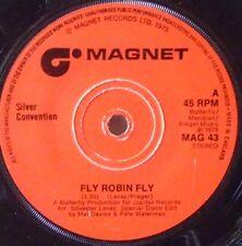 """Convenio de plata-Fly Robin Fly ~ 7"""" de un"""
