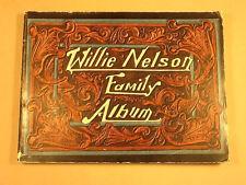 Willie Nelson Family Album (Free Shipping,1980, Lana Nelson Fowler, Memorabilia)